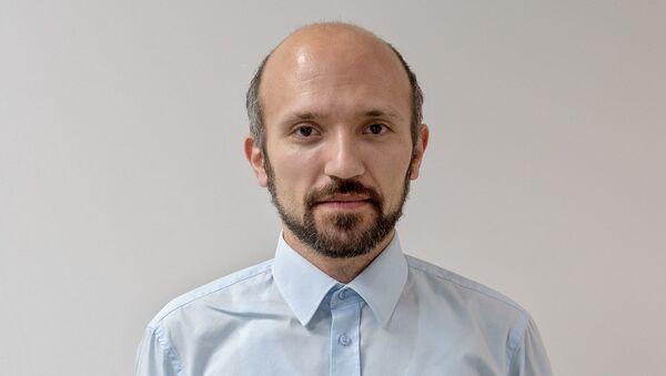 Арам Гарегинян - Sputnik Արմենիա
