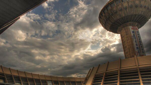 Старый терминала международного аэропорта Звартноц - Sputnik Армения