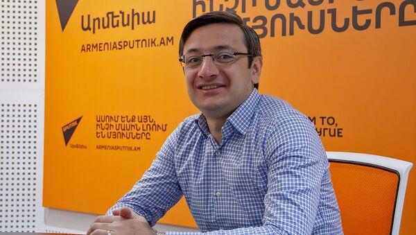 Геворг Горгисян - Sputnik Արմենիա