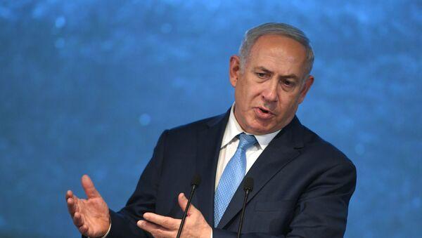 Премьер-министр Израиля Беньямин Нетаньяху - Sputnik Արմենիա