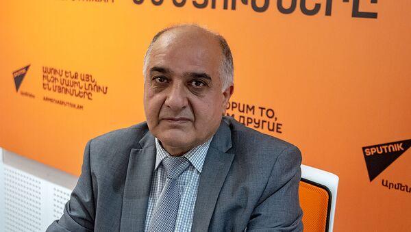 Ашот Ованнисян - Sputnik Արմենիա