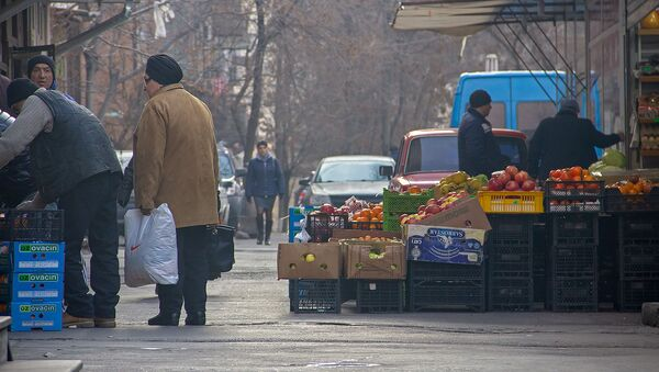 Уличная торговля - Sputnik Արմենիա