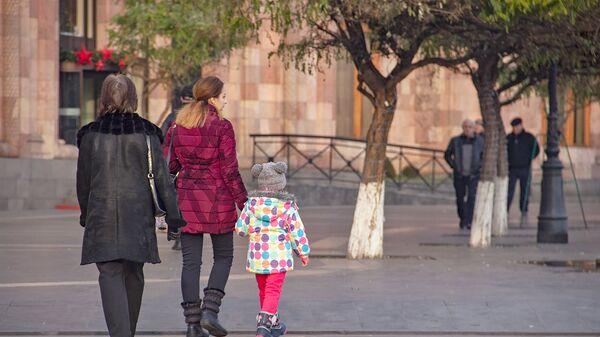Пешеходный переход - Sputnik Армения