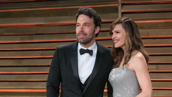 Бен Аффлек и Дженнифер Гарнер на Vanity Fair Oscar Party (2 марта 2014). Голливуд - Sputnik Армения