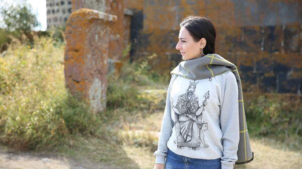 Блогер Лилит Хачатурян - Sputnik Армения