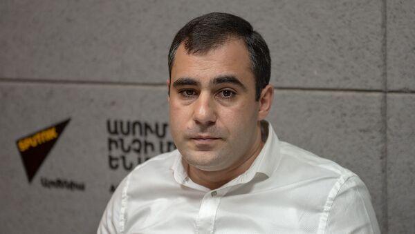 Рафаел Саакян - Sputnik Արմենիա