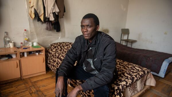 Приют для бездомных в Вардашене - Sputnik Արմենիա