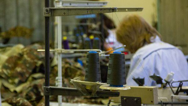 Ширакамутская швейная фабрика - Sputnik Армения