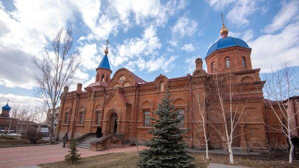 Քանաքեռի Պոկրովյան եկեղեցին - Sputnik Արմենիա