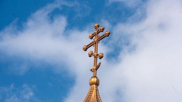 Ռուսական եկեղեցի Երևանում - Sputnik Արմենիա