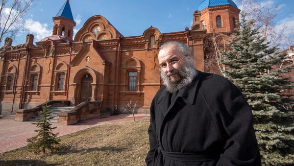 Храм Покрова Пресвятой Богородицы в Ереване - Sputnik Армения