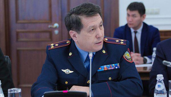 Жанат Сулейменов. Архивное фото - Sputnik Արմենիա