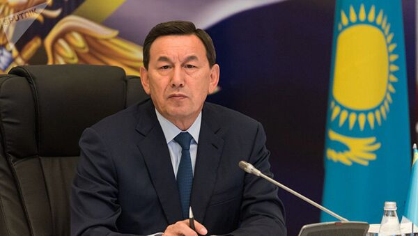 Министр внутренних дел Казахстана Калмуханбет Касымов - Sputnik Արմենիա