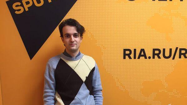 Итальянский публицист, независимый журналист Раффаэлло Лорето - Sputnik Армения