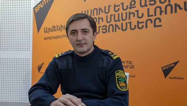 Армен Сафарян - Sputnik Արմենիա