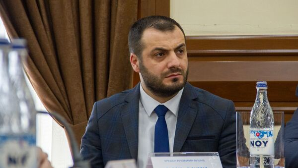 Заседание совета старейшин Еревана (15 января 2019). Еревaн - Sputnik Արմենիա