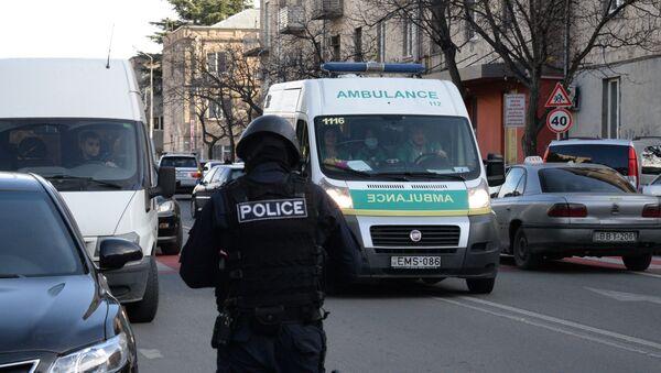 Контртеррористическая операция в Тбилиси - Sputnik Արմենիա