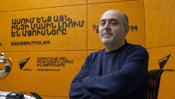 Самвел Мартиросян - Sputnik Արմենիա
