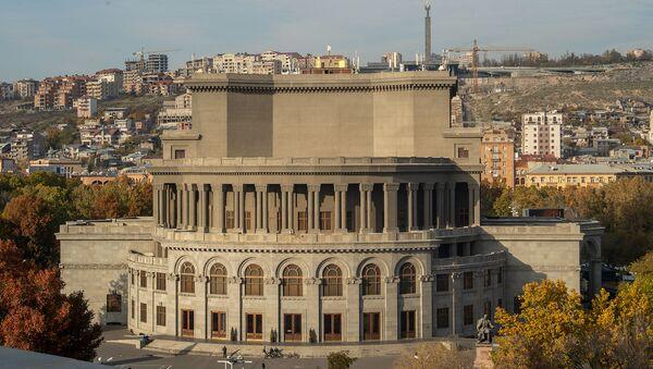 Здание Оперного театра - Sputnik Արմենիա