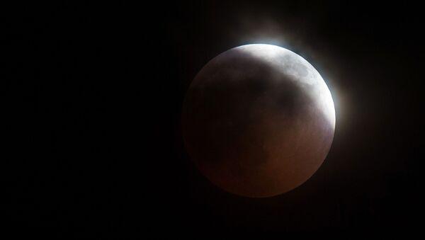 Лунное затмение - Sputnik Армения