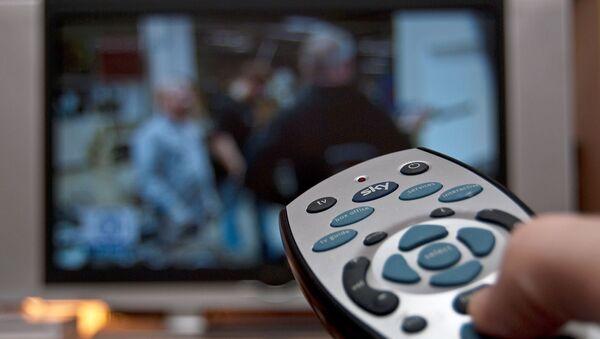 Просмотр телевизора - Sputnik Արմենիա