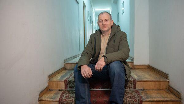 Блогер Александр Лапшин - Sputnik Армения