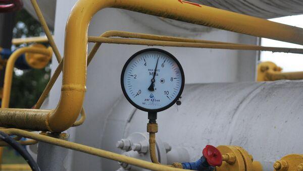 Высокогорная газокомпрессорная станция Воловец в Закарпатской области - Sputnik Արմենիա
