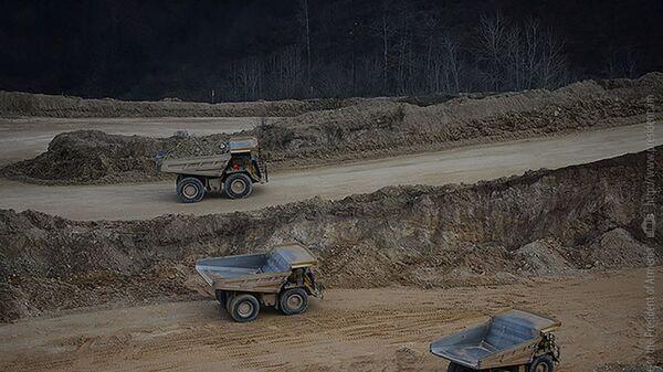 Медно-молибденовые рудники Техута - Sputnik Արմենիա
