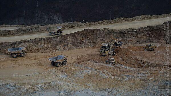 Медно-молибденовые рудники Техута - Sputnik Армения