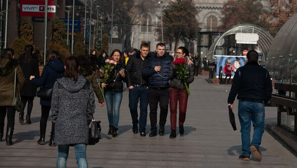 На улицах Еревана - Sputnik Армения