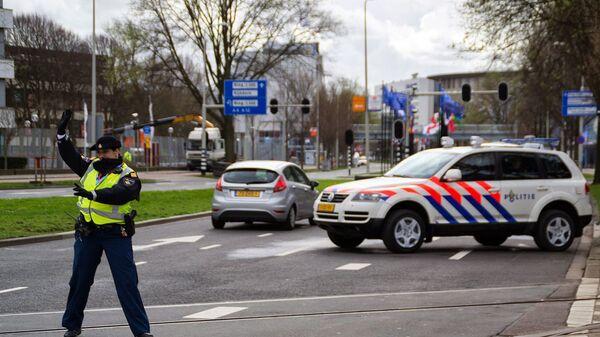 Голландская полиция - Sputnik Армения