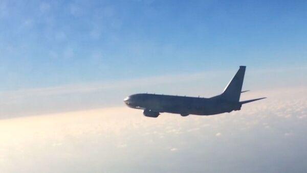 Российский Су-27 перехватил самолет-разведчик США над Балтикой - Sputnik Армения