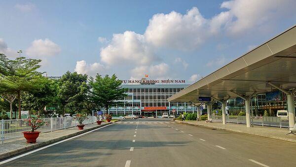 Mеждународный аэропорт города Хошимина (бывший Сайгон), Вьетнам - Sputnik Արմենիա