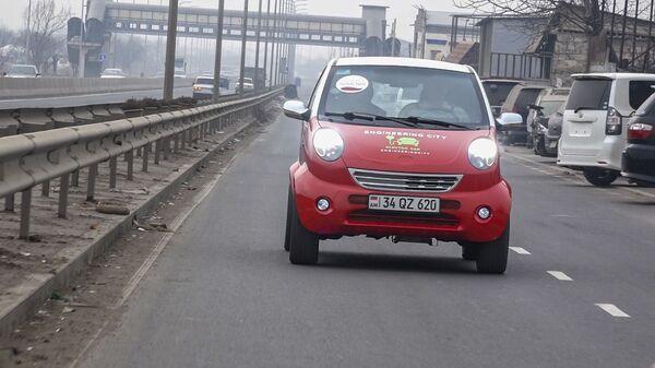 В электромобиль можно переделать и обычную машину. - Sputnik Արմենիա