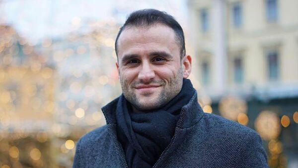 Левон Пачаджян - Sputnik Армения