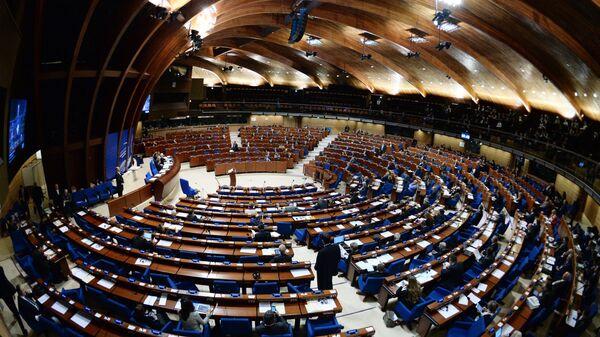 Пленарное заседание зимней сессии Парламентской ассамблеи Совета Европы - Sputnik Արմենիա