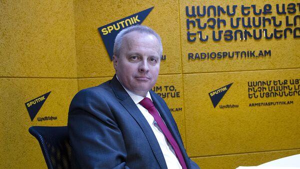 Посол России в Армении Сергей Копыркин - Sputnik Արմենիա