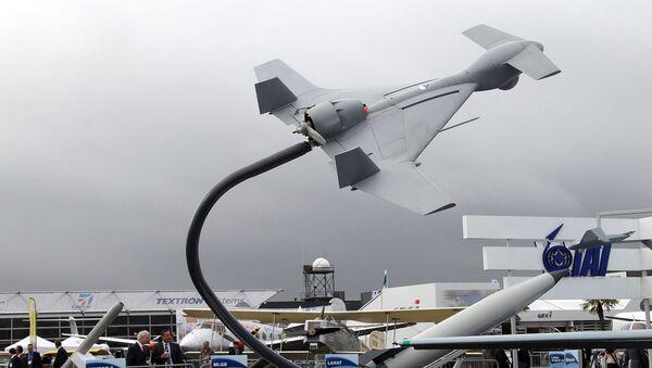 Harop - израильский ударный дрон - Sputnik Արմենիա