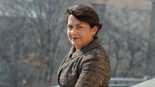 Супруга президента Армении Нунэ Саркисян - Sputnik Արմենիա