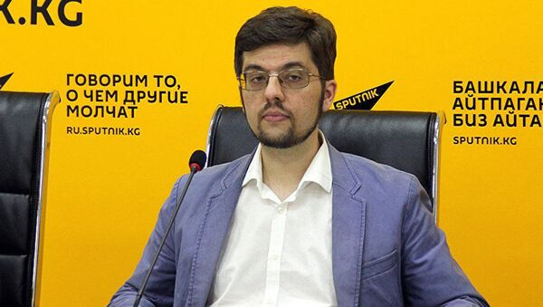 Никита Мендкович - Sputnik Армения