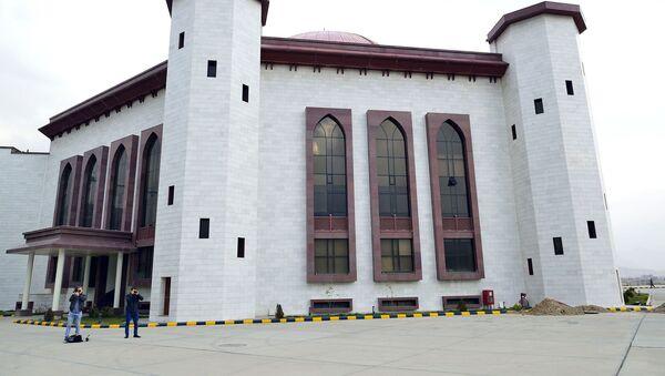 Здание Парламента Афганистана, Кабул - Sputnik Արմենիա