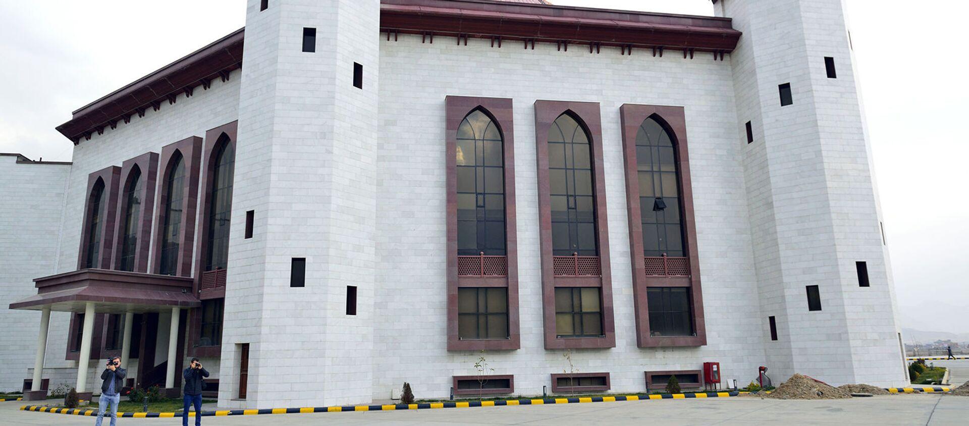 Здание Парламента Афганистана, Кабул - Sputnik Արմենիա, 1920, 19.08.2021