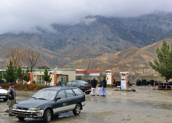 Город Базарак, Панджшерское ущелье - Sputnik Армения