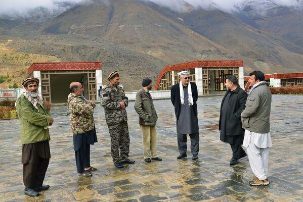 Жители Панджшерского ущелья - Sputnik Армения