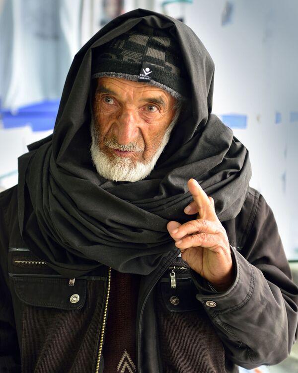 Житель Афганистана - Sputnik Армения