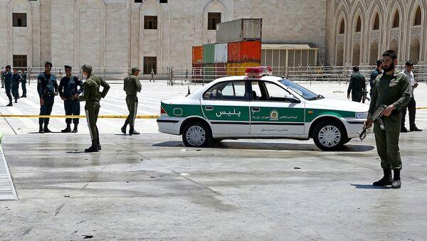 Сотрудники полиции Ирана - Sputnik Армения