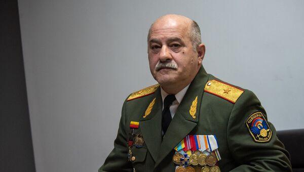 Генерал-майор Тигран Гаспарян - Sputnik Армения