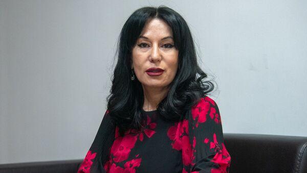 Наира Зограбян - Sputnik Армения