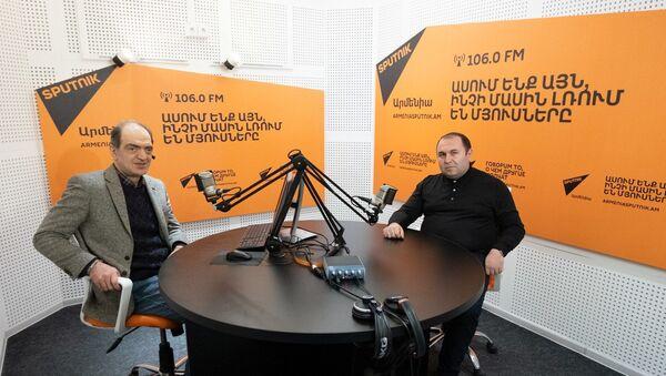 Օրացույց-Գրիգոր Բալասանյան (15.02.19) - Sputnik Արմենիա
