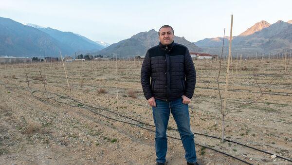 Хачатур Геворкян, основатель фисташковых садов в городе Агарак - Sputnik Армения